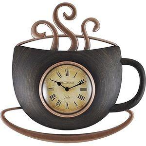 Latte Clock